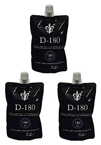 D-180 Premium Extra Dark Belgain Candi Syrup (16 Oz.) Premium Extra Dark Belgian Candi Syrup - Pack of 3