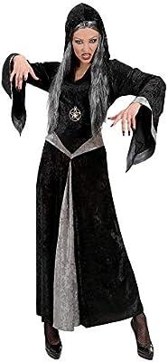 Disfraz maga tenebrosa mujer Halloween: Amazon.es: Juguetes y juegos