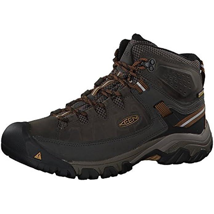 KEEN Men's Targhee Iii Mid Height Waterproof Hiking Boot