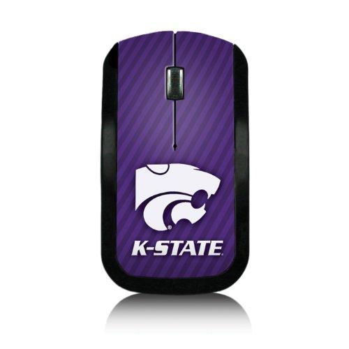 Kansas State University Wireless USB Mouse (Kansas State University Desk)