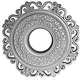 Ekena Millwork CM22OR 22-Inch OD x 6 1/2-Inch ID Orrington Ceiling Medallion