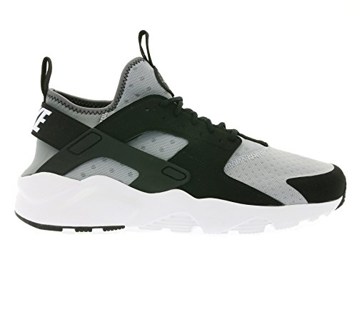NIKE Air cool Grey White Ultra Scarpe Wolf Grey Uomo Grigio Run Huarache black Running rrFq4wZd