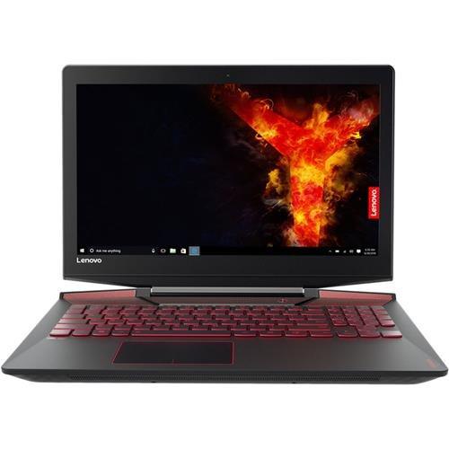 Lenovo Legion Y720 15.6-Inch Laptop (Intel Core i7, 16 GB RAM, 256 GB PCIe, 1TB HDD, Windows 10), 80VR002HUS
