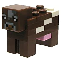 LEGO Minecraft - Minifigura Animal De Vaca (21114)