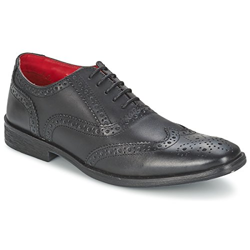 Base London Paprika Black Mens Shoes