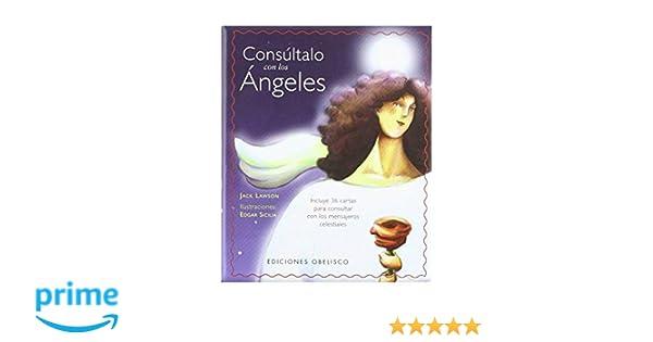 Consúltalo con los ángeles (+ cartas) (Coleccion Angelologia ...