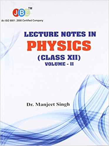 Buy LECTURE NOTES IN PHYSICS Book Online at Low Prices in India