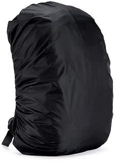 HATCHMATIC Ultra-TRI Rain Cover pour Sac à Dos 30L 35L 40L 50L 65L étanche à la poussière preion Camping en Plein air Randonnée Sac Raincover: Noir, 30-40L