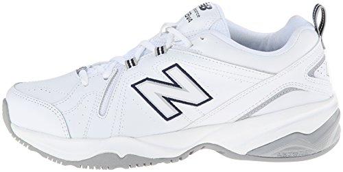 white White navy Women's 10 navy 2a Balance Us New Wx608v4 Training Shoe xX47qvTa