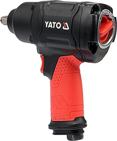 YATO YT-09540 - doble llave de impacto del martillo 1/2 1150nm: Amazon.es: Bricolaje y herramientas