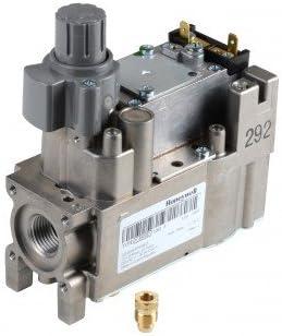 BAXI BERMUDES 25//1 401 552 /& 675 LFE dos chaudière bouton de commande 042717