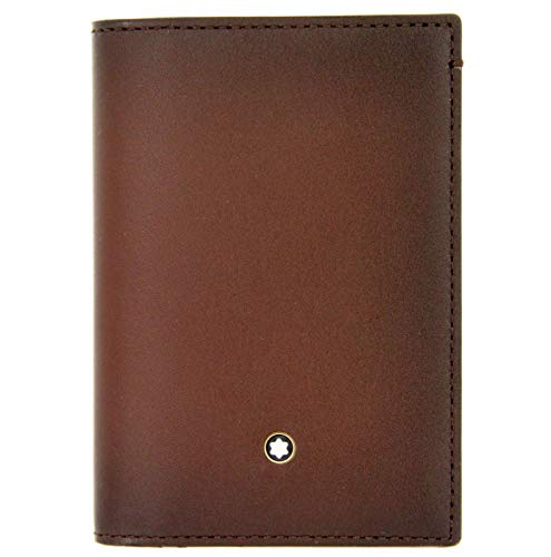 Montblanc Meisterstuck Selection Sfumato Business Card Holder with Gusset 113167