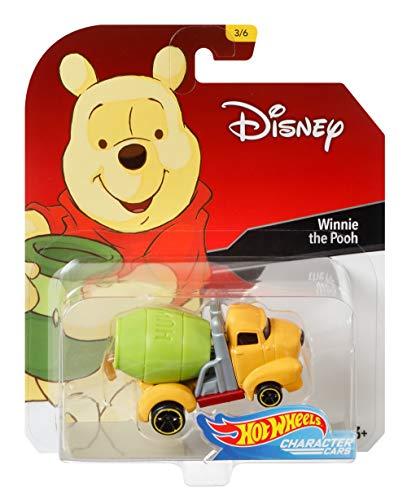 (Hot Wheels Winnie The Pooh Vehicle, 1:64 Scale)
