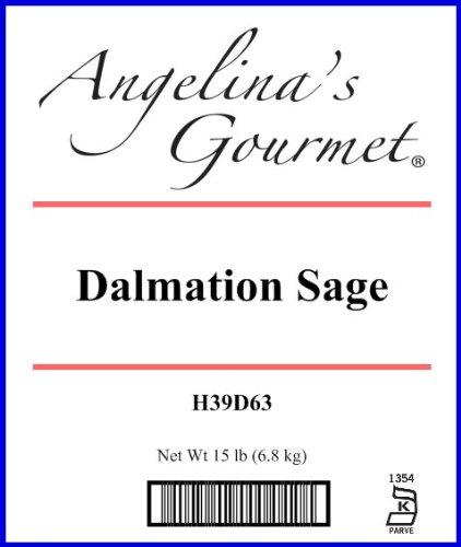 Sage, Dalmation - 15 Lb Bag / Box Each