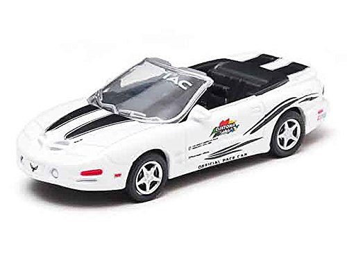 Daytona 500 Pace Car (1999 Pontiac Firebird Trans Am 30th Anniversary Daytona 500 pace Car 1/64)