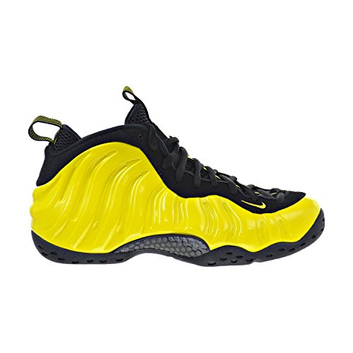 Nike Air Foamposite One, Zapatillas de Baloncesto para Hombre optic yellow/optic yellow-black
