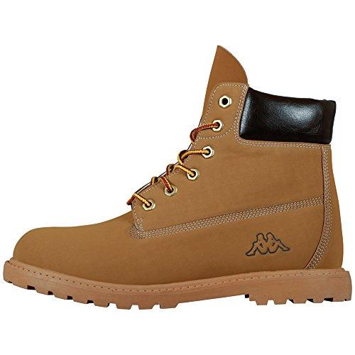 Kombo 4150 Scarpe Beige Beige Kappa Unisex Mid Ginnastica Brown Footwear Alte Da unisex pOqqn1awd