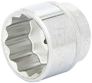 """Carolus 5112.34 - Llave de vaso 1/2"""" 34 mm"""