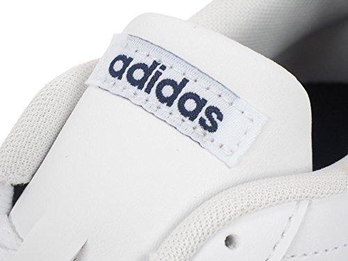 000 de Blanco 0 Blanco VL adidas Unisex Zapatillas Court Deporte K Adulto 2 vW7YFR