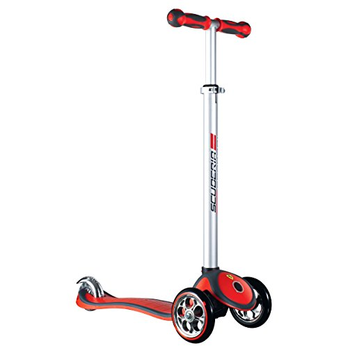 Free Globber 3 Wheel Adjustable Height Scooter