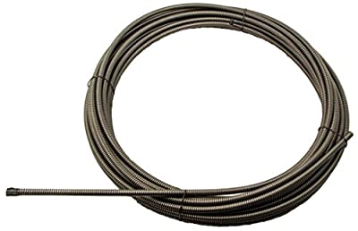 """1/2"""" Drain Cable x 50' - Aircraft Wire Inner Core, Slotted Ends (51050SLT)"""
