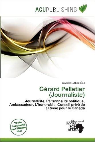 Livre gratuits G Rard Pelletier (Journaliste) pdf, epub