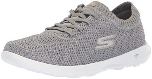 Skechers Performance Women's Go Walk Lite - Daffodil Sneaker,gray,9 M US