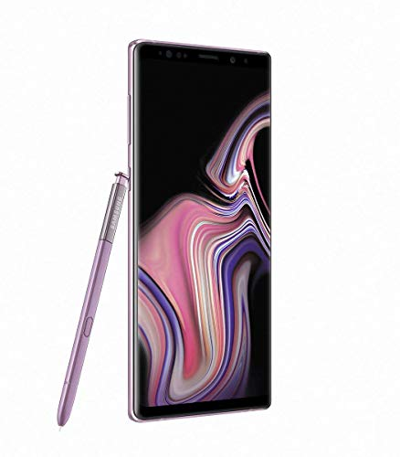 Samsung - Galaxy Note 9 128GB - Lavender Purple - US Warranty (Certified Refurbished)