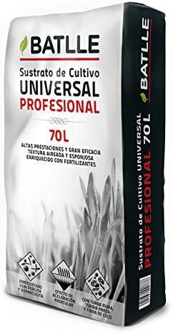 Sustratos - Sustrato Universal Profesional 70l. - Batlle: Amazon ...