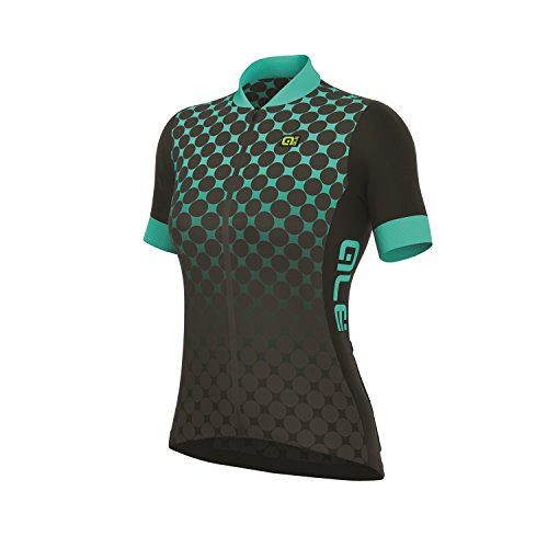 Maillot Blu Alé Nero M 2018 Bolas pnBSd
