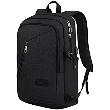 Amazon.com: ZUMIT Laptop Travel Backpack 14 Inch Business School ...