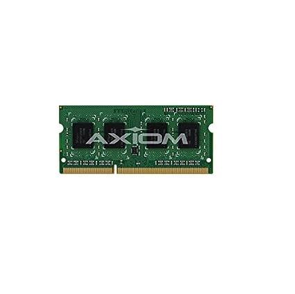 Axiom Memory Solution,lc 8gb Ddr3-1333 Low Voltage Ecc Rdimm Kit 2 X 4gb