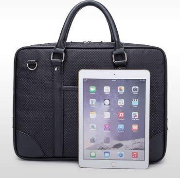 GaoMiTA Business Bag PC Bag Men 14 inch Corresponding to A4 Size Size : M