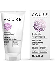 Acure Radically Rejuvenating Eye Cream, 1 Fluid Ounce (Packaging May Vary)