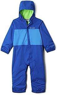 Columbia Baby-Boys Critter Jitters Rain Suit, Waterproof & Breathable, Fleece L