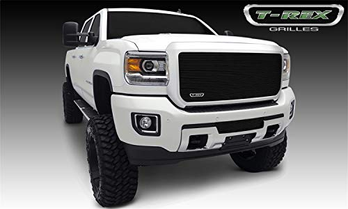 T-Rex 20211B Billet Black Heavy Duty Main Grille for GMC Sierra