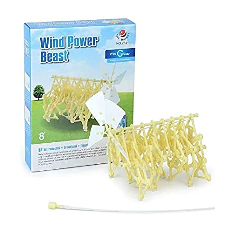Mini Strandbeest Modelo Kit, interesante y creativo regalo ...