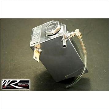 Weapon-R 826-111-101 Aluminum Coolant Overflow Tank 24 fl oz Universal