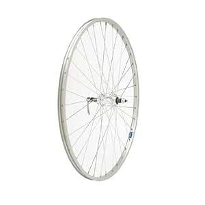 Alex Toys AP18 36H QR Rear Road Wheel, 27x1-1/4-Inch, Silver