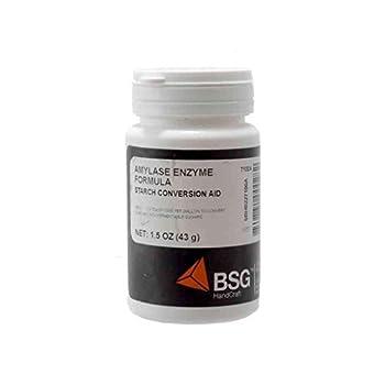 Amylase enzyme - 1.5 oz.