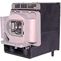AuraBeam Professional Mitsubishi VLT-HC7800LP Projector Replacement Lamp with Housing (Powered by Osram)