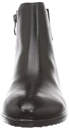 001 Black Nero Caprice 25323 Stivaletti Donna qwXXTnS4O