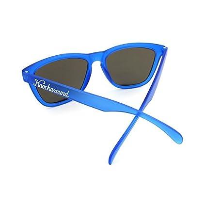 Gafas de sol Knockaround Classic Premium Frosted Cobalt / Smoke