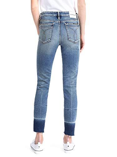 Calvin Femmes Jeans Bleu J20j208060 Klein rqFfzwTr