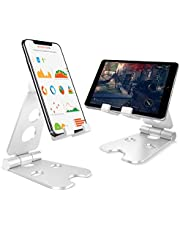 Phone Stand,Tablet Stand,Adjustable Phone Dock Universal Stand, Cradle, Holder, Dock Compatible with iPhone Xs Xs Max XR X 8 7 6S Plus Nintendo Switch, HUAWEI, Samsung S7 S8, other Smart Phones