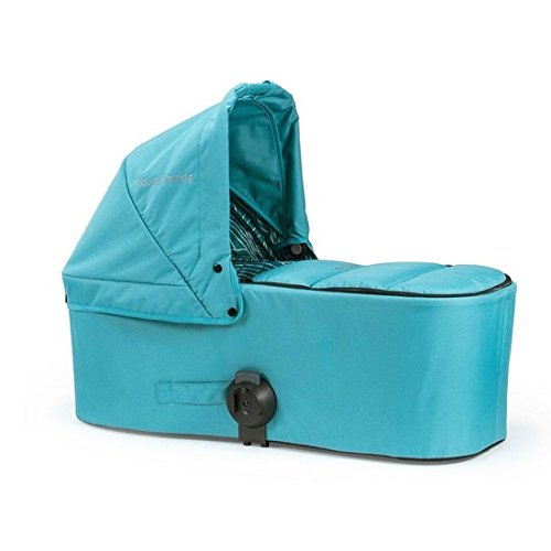 Bumbleride Single Bassinet in Tourmaline Wave