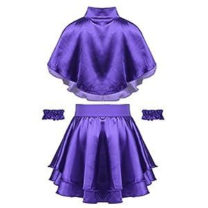 AMhomely Sale Kids Girls Baby Tutu Skirt Fancy Costume LED Light Up Pettiskirt Ballet