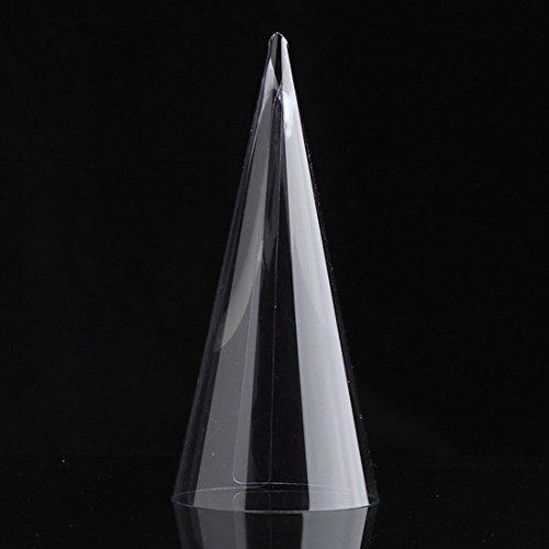 clear acrylic doll cone - 1