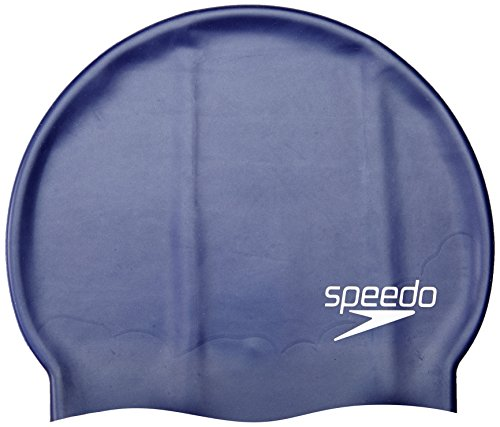 Speedo Elastomeric Solid Silicone Swim Cap