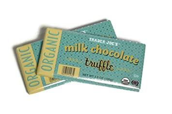Image result for trader joe's chocolate truffle bar